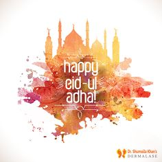 Eid-ul-Adha is an #Eid of sacrifice; And commitment of #Allah's orders. May Allah bless us with the same in all circles of life!  #EidMubarak to you all.