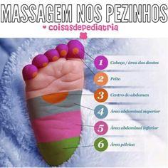 Massagem nos Pezinhos #massagem #bebe #pezinho