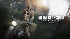 A bunch of wallpapers has been released on the official Metal Gear Solid Snake Eater Pachislot website, each available in 12 different sizes, 6 for desktop PC and 6 for mobile platforms. Metal Gear Solid Quiet, Metal Gear Solid Series, Wallpaper Pc, Animal Wallpaper, Meryl Mgs, Metal Gear Online, Big Mama, Metal Gear Games, Revolver Ocelot