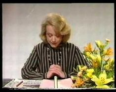 "Susie Blake as the right-wing continuity announcer in 'Victoria Wood As Seen on TV' from In this clip she gives ""a rundown of what we can expect from s. Time Based Art, English Comedians, Victoria Wood, Live Comedy, Comedy Acts, Photography Movies, British Comedy, Screenwriting, Funny Cartoons"