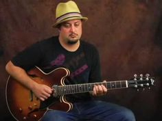 ▶ Learn to play Lead Blues Guitar licks and phrasing lesson - YouTube