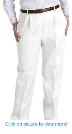 Edwards Garment Womens Pleated Zipper Pant WHITE 14 32 * Visit the image link more details. (This is an affiliate link) Business Outfits Women, Business Casual, Business Clothes, Work Wear, Pants For Women, Zipper, Cotton, How To Wear, Cruise Ships
