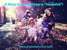 "When I first considered homeschooling, I was genuinely frightened. My husband and I had been wrestling with the idea for over a year and I had been reading ""Educating the Whole Hearted Child"" by Clay and Sally Clarkson with a group of close friends. What I read stirred my heart, but I had never seen …"