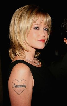 HOLLYWOOD- OCTOBER 14:  Actress Melanie Griffith attends the 10th Annual Los Angeles Latino International Film Festival at the Egyptian Theatre on October 14, 2006 in Hollywood, California.  (Photo Frederick M. Brown / Getty Images).