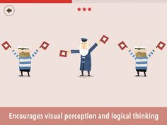 train your visual perception