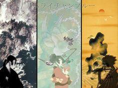 Samurai Champloo: Trio by ~Maddithong on deviantART