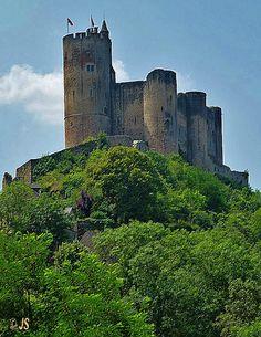 Château de Najac, Najac, Midi-Pyrénées, France