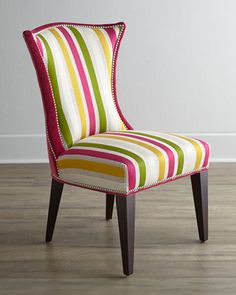 Kalli Dining Chair by Lee Industries at Neiman Marcus.