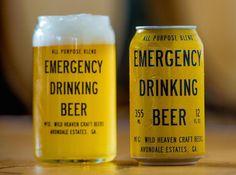 Emergency Drinking Beer | Wild Heaven Craft Beers