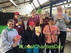 Teamwork Trust @TeamworkTrust   Proud to be marking #LocalCharitiesDay, the perfect excuse to celebrate small, local charities & community groups: http://www.teamworktrust.co.uk/