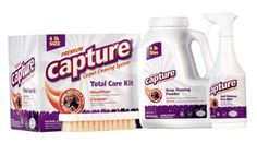 Get Offer Capture Carpet Dry Cleaning Kit 100 - Resolve Allergens Stain Smell Moisture from Rug Furniture Clothes and Fabric, Mold Pet Stains Odor Smoke and Allergies Too Carpet And Upholstery Cleaner, Carpet Cleaners, Dry Carpet Cleaning, Cleaning Kit, Best Flooring, How To Clean Carpet, Good Advice, Allergies, Cool Things To Buy