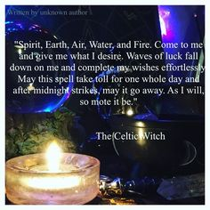Wiccan Altar, Wiccan Witch, Wiccan Spells, Witchcraft, Magic Spells, Magick, Good Luck Spells, Easy Spells, Every Witch Way