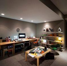 Home office vibes #minimalsetups via @ultralinxfeed
