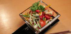 Thajský salát skuřecím masem