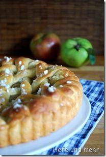 Rheinischer Apfelkuchen (2)