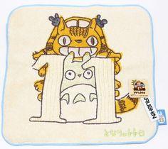 Mein Nachbar Totoro Mini-Handtuch 11 November - mrbento.de