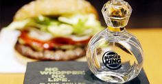 Would You Pay $41 to Smell Like Burger King's Whopper?