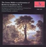 The Gustav Mahler Re-Orchestration of Beethoven's Symphony No. 9 (Final Version) [CD]