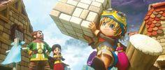 Dragon Quest Builders construye su tráiler de lanzamiento - Atomix