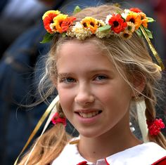 A Polish Girl by CezarMart.deviantart.com on @deviantART