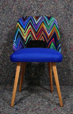 Zig Zag fabric from Parris Wakefield Additions used by polish company Reborn. http://www.reborn-design.pl/sklep/fotele-i-krzes%C5%82a/