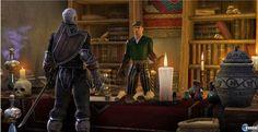 The Elder Scrolls Online: primeras imágenes