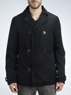 PEA COAT - Jackets - FW1213