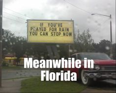 Meanwhile in Florida | #FreightCenter