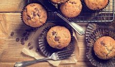 Clean up is a breeze with these muffins that are high in fibre, low in fat and sugar, AND are made in only one bowl.