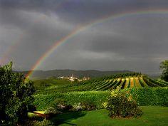 Double Rainbow--- by Angelo Amboldi