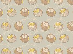"""Honey Ball Owls"" by falloutgal"