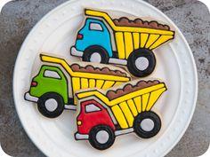truck cookies                                                                                                                                                                                 More