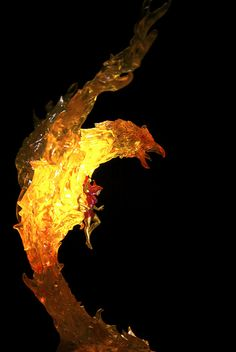 Dark Phoenix by 3rd-Rate Photography, via Flickr