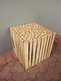 Sunnyside Twig Table