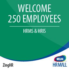 Niojak HR Mall | Welcome 250 Employees Lifecycle Solution by Zing HR