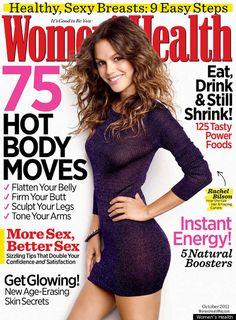 Rachel Bilson for Women's Health