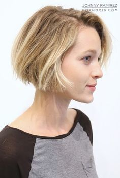 short messy bob hairstyles - Google Search