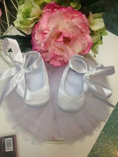 Toddler Baby Baptism Christening White Baby Girl Shoes Prewalker soft sole  lace white by BabyGalore0 on 71c14128cedc