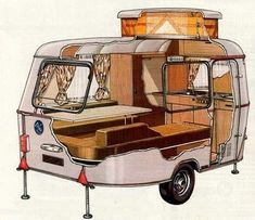 Mode de déplacement pour les voyages les balades. Vélo moto auto caravane.