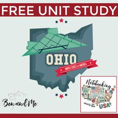 Notebooking Across the USA: Ohio Unit Study