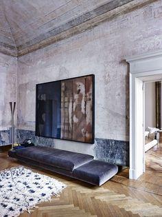 Vicenzo de Cotiis Private House Milan