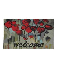 Take a look at this Splash of Delight Doormat by Mohawk Home on #zulily today! $14.99