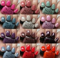Explore the Official OPI® Site and discover the latest in OPI nail polishes and gels, nail care systems, and nail art trends. Opi Nail Polish, Opi Nails, Opi Nail Colors, Funky Nail Art, Creative Nails, Perfect Nails, Nails Inspiration, Nail Care, Pretty Nails