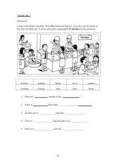 Upsr english paper 2 - section 1 - worksheets for weaker pupils Creative Writing Books, Creative Writing Worksheets, English Creative Writing, English Writing Skills, Writing A Book, Paragraph Writing, English Grammar Questions, Teaching English Grammar, English Worksheets For Kids
