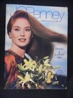 JCPenney 1991 Spring Summer CATALOG 1343 pgs. Fashion HOME Electronics ETC. vtg   eBay