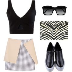 """""""frontrowshop"""" by designerwendywu on Polyvore"""