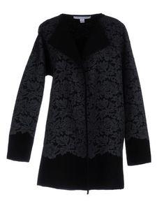 DIANE VON FURSTENBERG Full-length jacket. #dianevonfurstenberg #cloth #dress #top #skirt #pant #coat #jacket #jecket #beachwear #