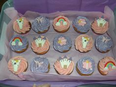 Unicorn Th Birthday Crayon Cake Tinkerbells more at Recipins.com