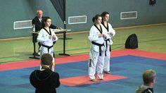 #Taekwondo - 20. Internationale Niedersachsen Meisterschaft Poomsae videos 태권도