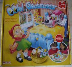 Ooh! Grootmoeder, het roodkapjesspel, beschreven op de blog van Villa speelmama